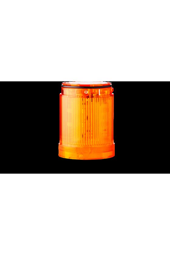 VLB SIGNAL50 Indicador luz intermitente color ambar sin foco 12-24 V AC/DC