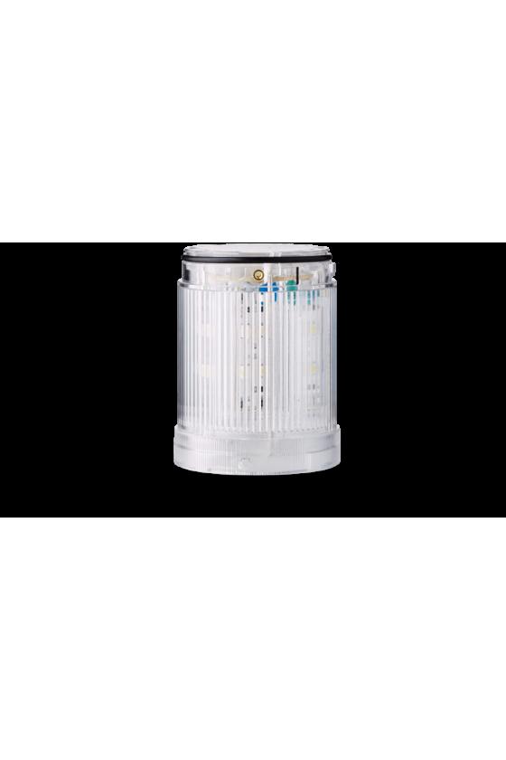VLB SIGNAL50 Indicador luz intermitente color transparente sin foco 110/120 V AC