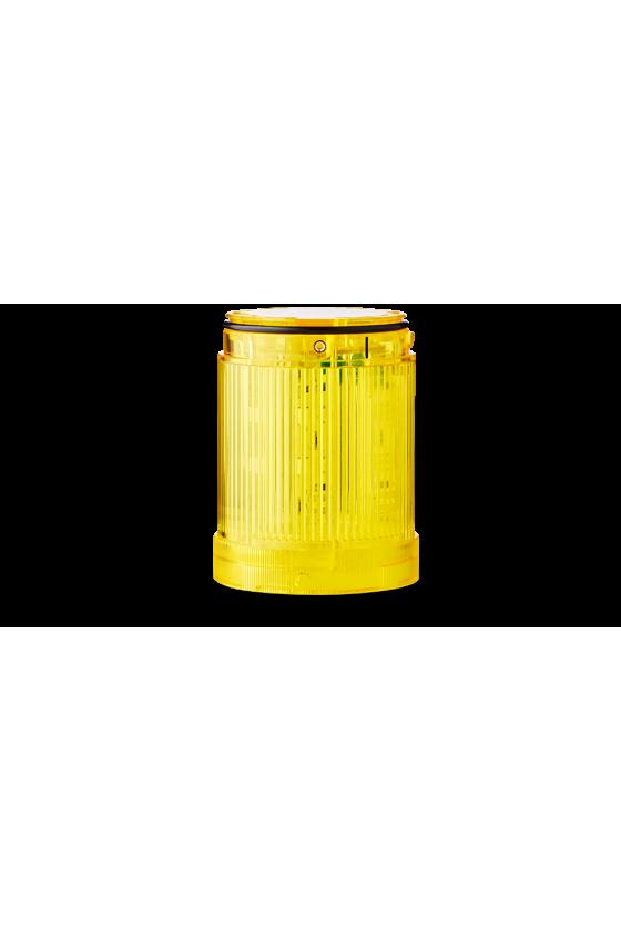 VLB SIGNAL50 Indicador luz intermitente color amarillo sin foco 12-24 V AC/DC