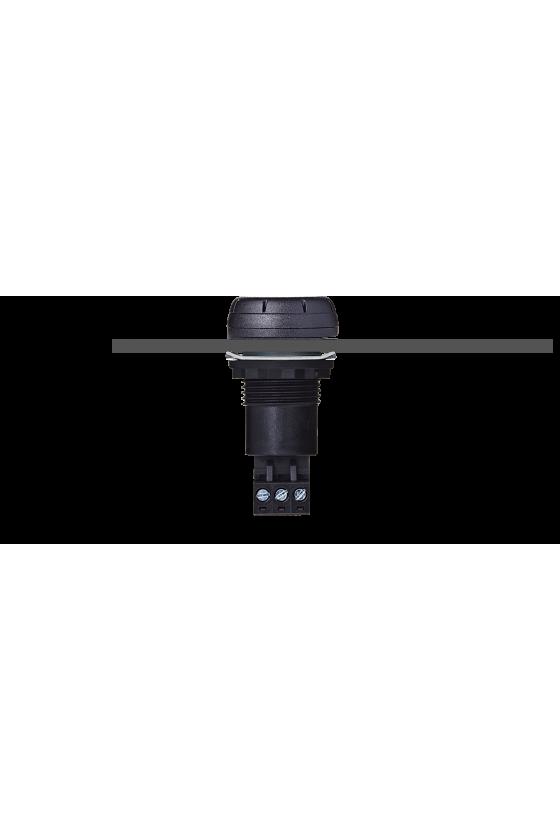 ESV Zumbador montaje traspanel M22 2 tonos base negra 230/240 V AC Seleccionable 85dB