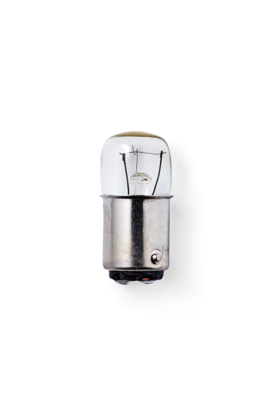 GL02 Bombilla BA15d 6.5W 24 V