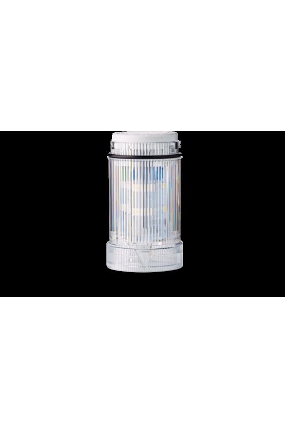 ZDF ECOmodul40 LED integrado, luz estroboscópica color transparente 24 V AC/DC