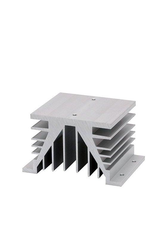 Disipador de calor para relevador HSR3 para 20 y 30 Amp