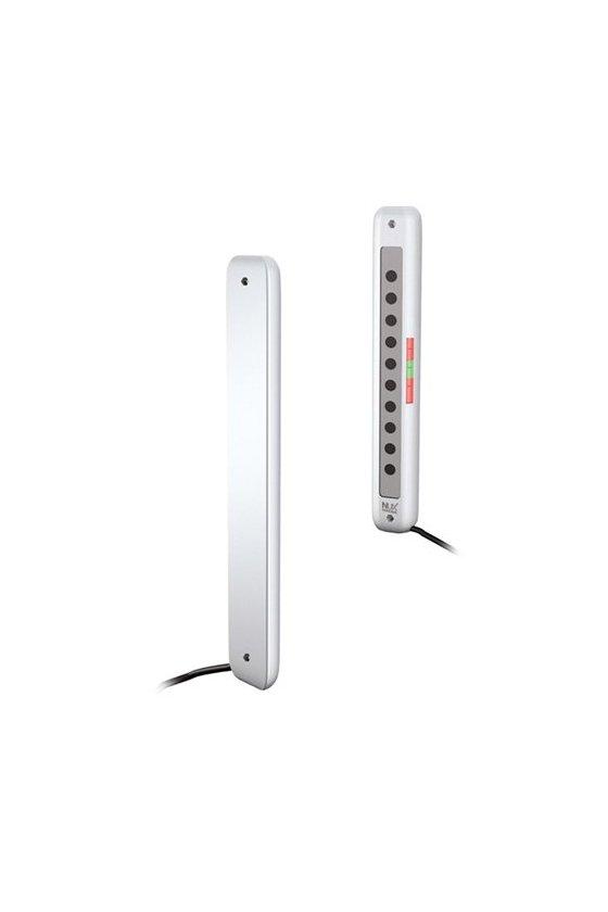 PAST16N Sensor de Cortina  Emisor - Receptor de 16 sensores 20mm entre cada sensor, altura de 320mm sensado 5mts NPN 12-24vcd