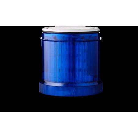 210505900 SLL SIGNAL70 Indicador luz fija color azul base negra hasta 250 V AC/DC