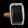 "15100100 Manómetro 1.5"" caja de ABS 1/8"" NPT inferior 100 psi-kg/cm2"