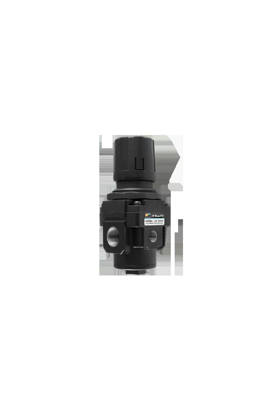 """AR300003 Regulador de aire baja presión diam. de 3/8"""" NPT  reg. de 7 a 123 psi temp.de 5 a 60°C flujo max. 550 Lt/min"""