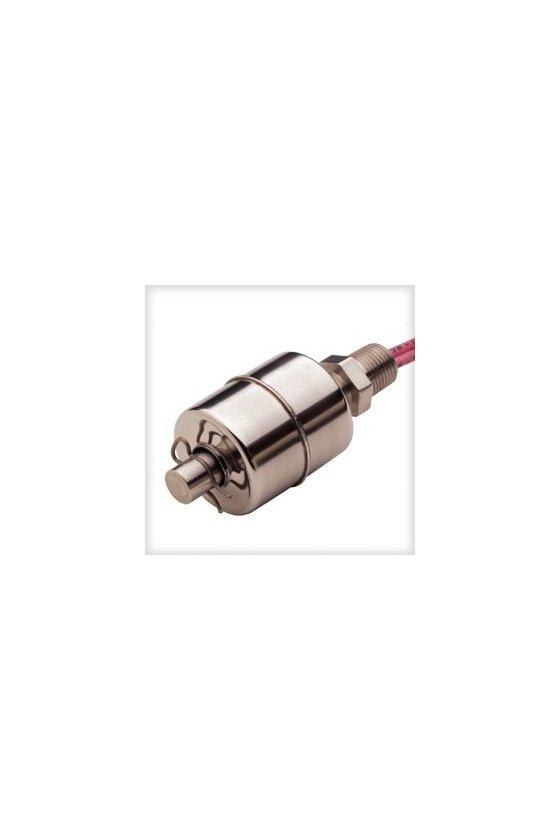 01755 Switch de nivel cilindrico todo INOX316 1P1T 20VA