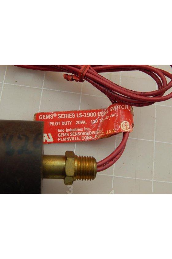 01907 Sensor tipo flotador serie LS1900