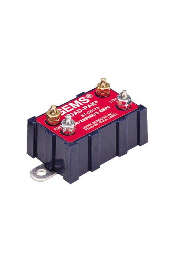 20173 Relevador 24-260VAC 0-5 AMP 0-120 GRAD F