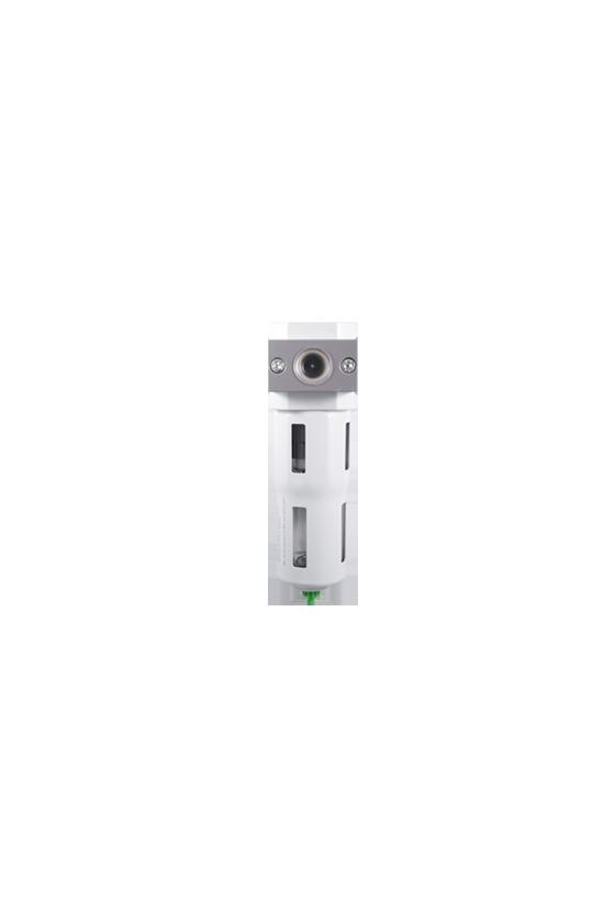 """OFMIDI12 Filtro alta presión CNX de 1/2"""" NPT precisión de filtrado de 40 um. flujo nominal de 1200 l/m presión máx."""