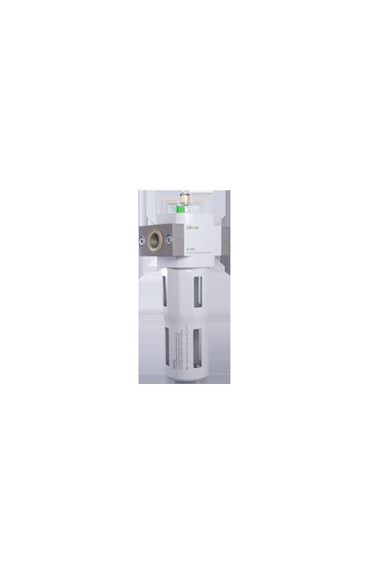 """OLMINI12 Lubricador alta presión de aire de 1/2"""" flujo nominal de 2300 l/m presión máx. 16 bar Con tornillo dosificador"""