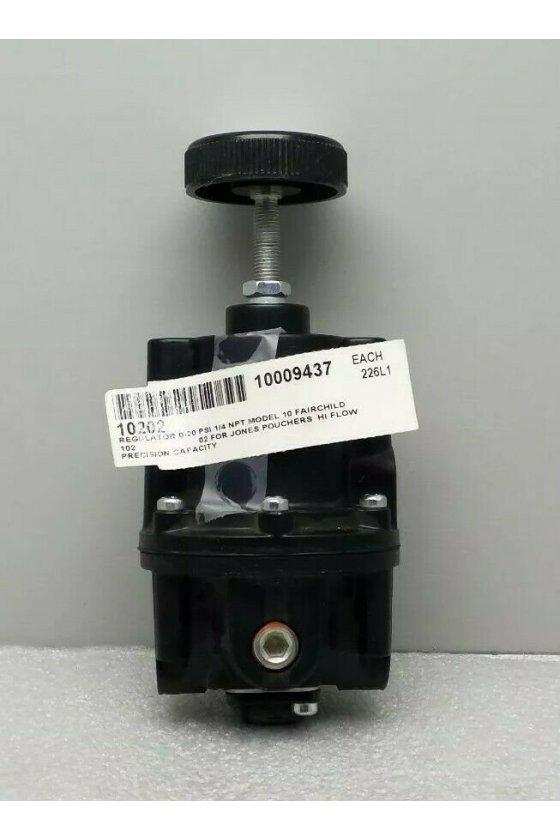 10222B Regulador de presición