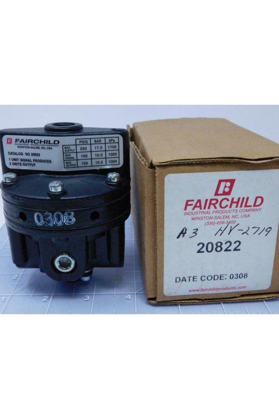 20822 Booster neumatico codigo FA120822