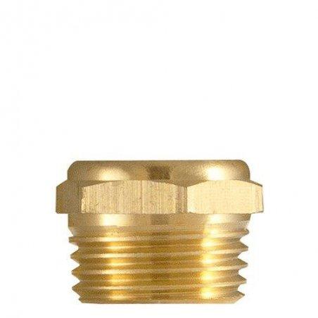 "BSLM18 Silenciador plano de bronce modelo BSLM.(1/8"")"
