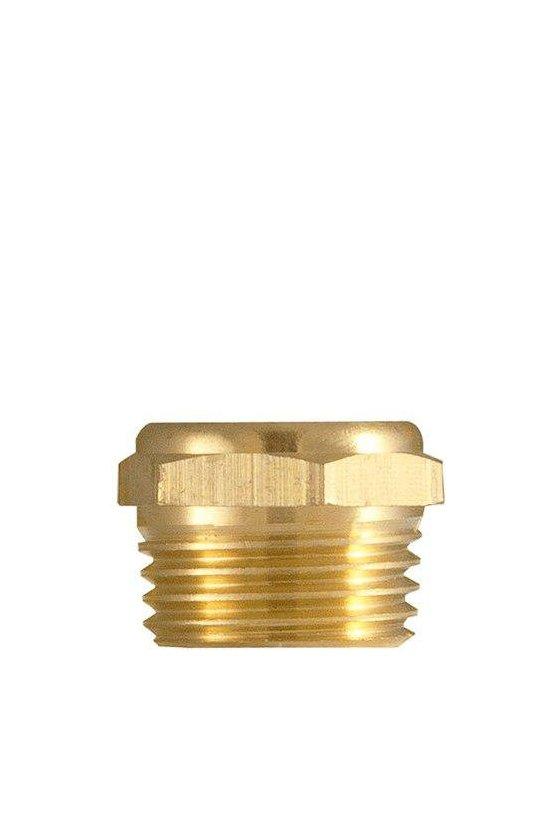 "BSLM14 Silenciador plano de bronce modelo BSLM.(1/4"")"