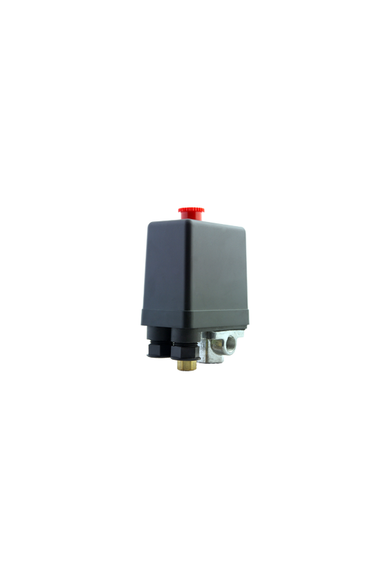 5001 Switch de presión tipo Nema, conexión de 1/4   NPT  con manifold  alimentación de 110 VCA, 85 a 115 psi.
