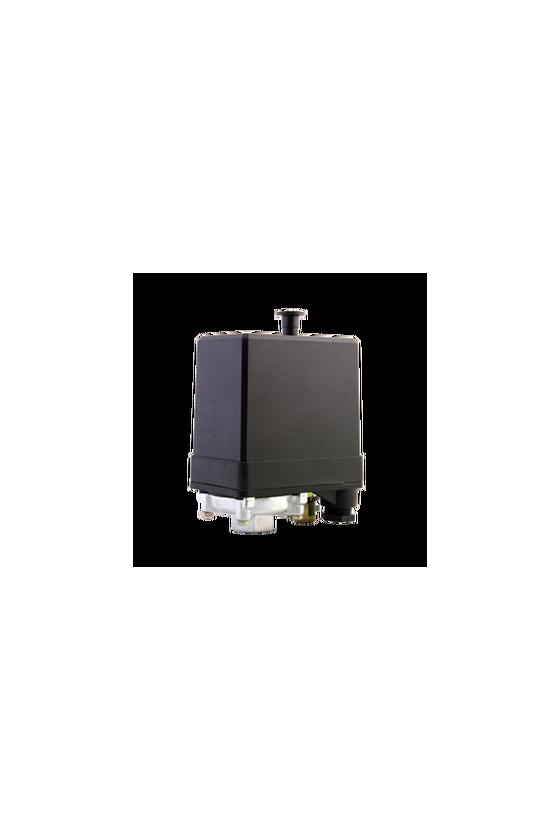 5004  Switch de presión tipo trifásico, conexión de 1/4   NPT  con manifold  alimentación de 220 VCA, 145 a 175 psi.