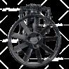 AT40 Bomba de Aire alta presión (4 HP). 2 cilindros  603 L/min (21.3 C.F.M)  1000 R.P.M. Max. 200 psi Hierro fundido