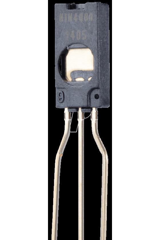 HIH-4000-001 Sensor de humedad integrado serie HIH-4000, 2,54 mm (0,100 in) de distancia entre los pines SIP.