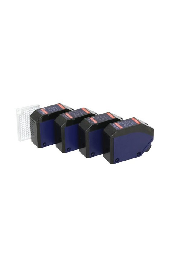 PTXT15AT Fotocelda Emisor-receptor  15m 24-240vca.vcd  D.O. L.O. con tiempo