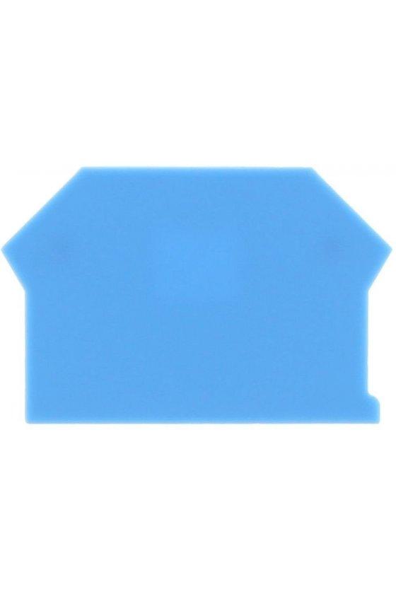 2001.5 AP 2,5-10 Azul Tapas para clema de doble paso