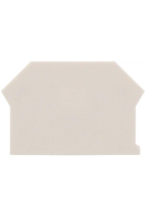 2001.7 AP 2,5-10 Blanco Tapas para clema de doble paso