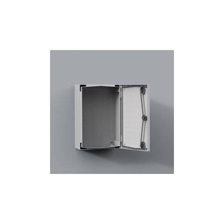 "UCP320 Gabinete ""Uniplast"" poliéster reforzado c/fibra de vidrio 315x215x170mm IP66/NEMA 4 RAL7035"
