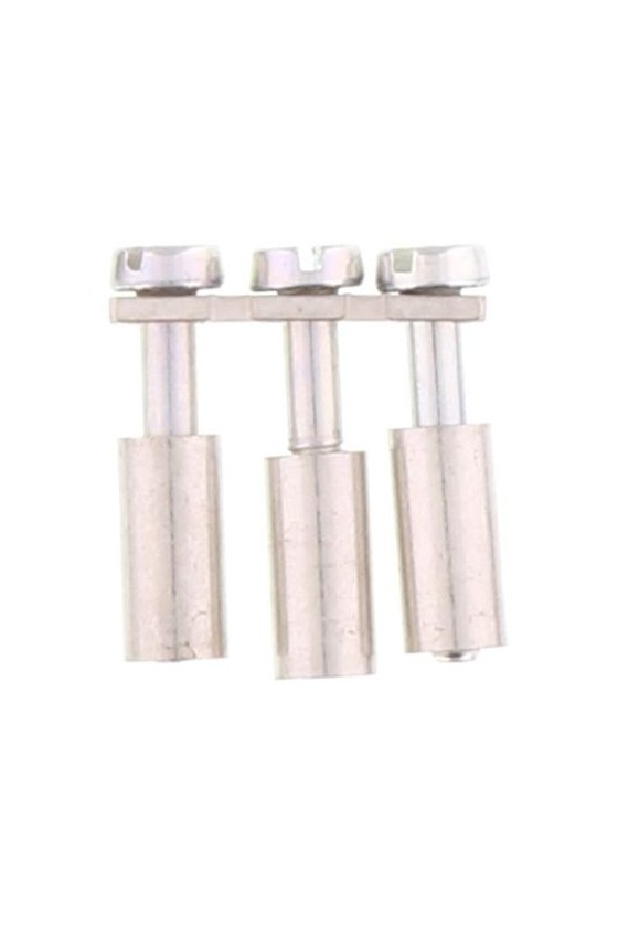 2568.0 Q3 2.5 mm Puentes sin aislar 3 Polos