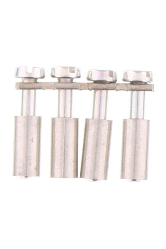 2569.0 Q4 RKD 2.5mm Puentes sin aislar 4 Polos