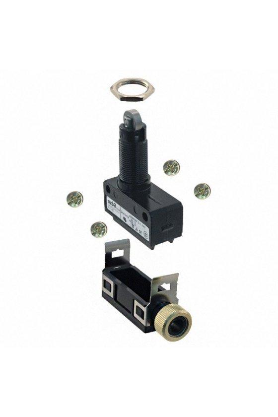 SL1-EK Interruptor límite de carrera Serie SL1 MICRO SWITCH, Botón superior con rodillo - Largo