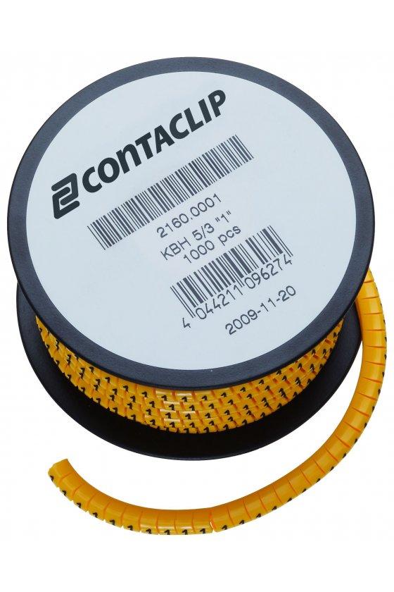 2160.0222 KBH 5/3  W Marcador de cable