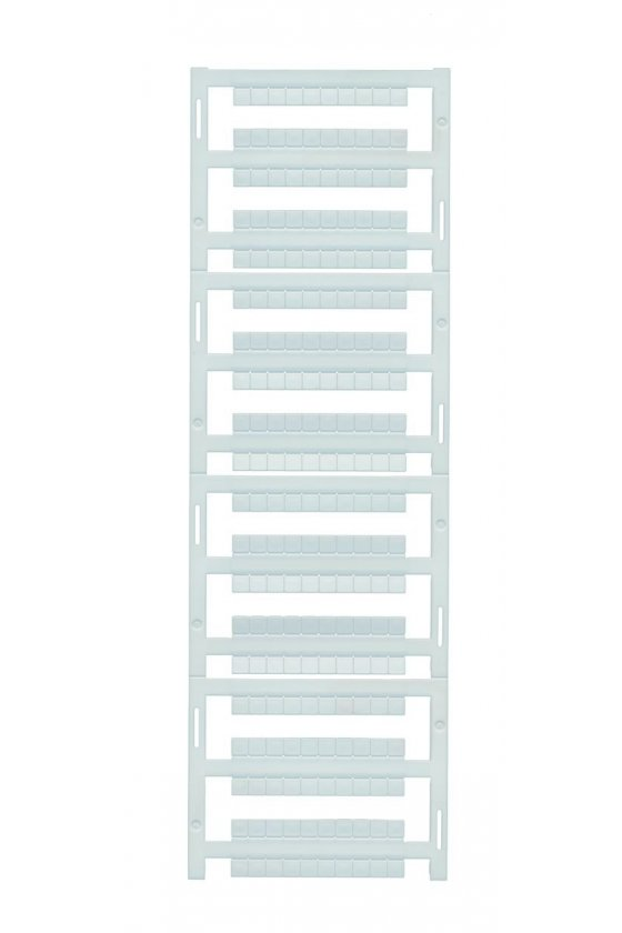 3301.7 MC SB 6 Blanco (200 Piezas) Etiqueta para clemas tipo
