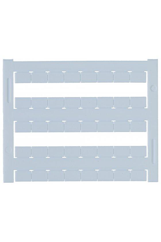 9323.7 PMC SB 8/40 Blanco Marcador de terminales (400 piezas)