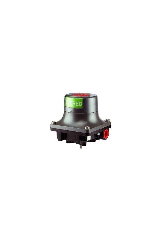 VPX1E2CBYB1A2A Indicador de posición de válvula Serie VPX MICRO SWITCH