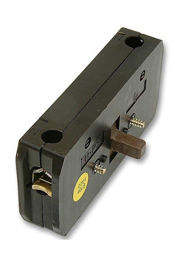 651 Conductor neutro, cuarto polos, N para P1E - N-P1E