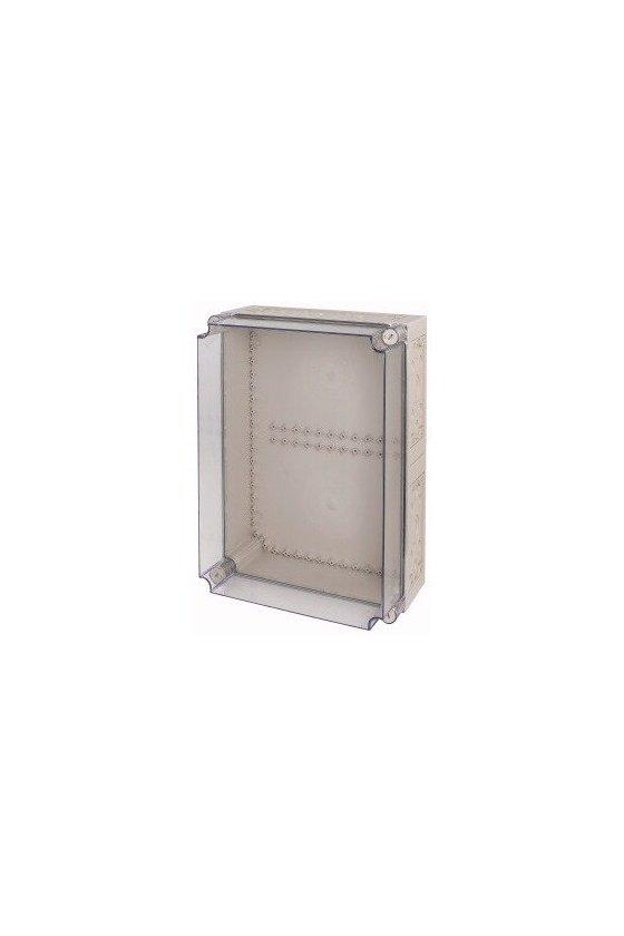 1891 Caja aislada, + agujeros ciegos, HxWxD - 500x375x225mm CI45E-200