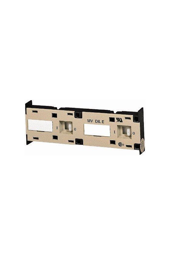 10113  Enclavamiento, mecánico para contactor de inversión, DILE - MVDILE