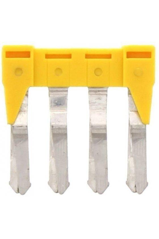 17213.8 SQI 4/3 amarillo Puente de 3 polor para SRK 4