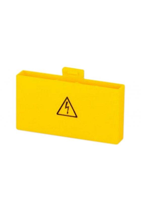 32721 Cubierta para terminales no utilizados que protegen contra el contacto directo - H-B3-PKZ0