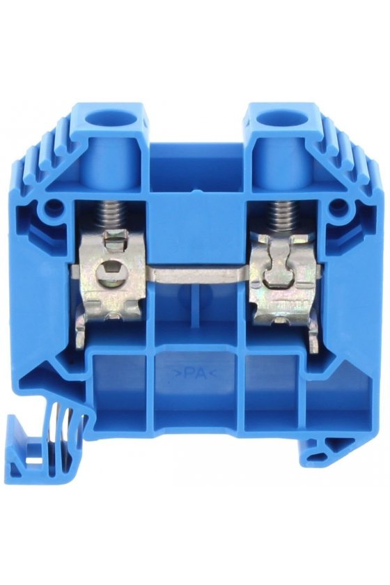 17124.5 SRK 16/2A Clema de paso 16mm² color azul