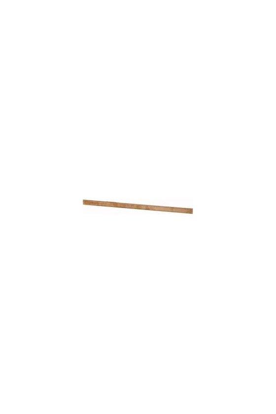 51211 Barra colectora de cobre, 30x10x1500 mm, sin tratar - CU30X10