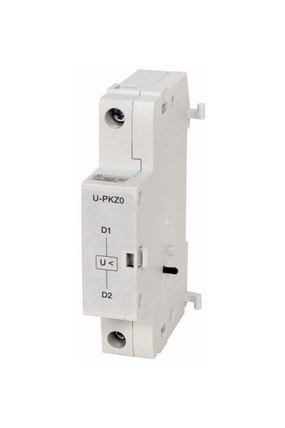 73143 Liberación de bajo voltaje, 120 V 60 Hz, Voltaje estándar, CA, Terminales de tornillo - U-PKZ0(120V60HZ)