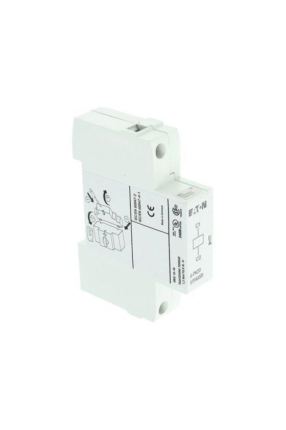 73187 Desbloqueo en derivación (para disyuntor de potencia), 230 V 50 Hz, Voltaje estándar, CA - A-PKZ0(230V50HZ)