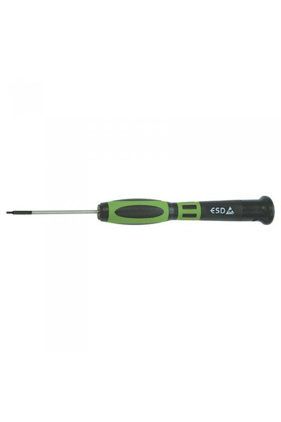 100728 Destornillador tipo Allen Electronico 1,5 mm