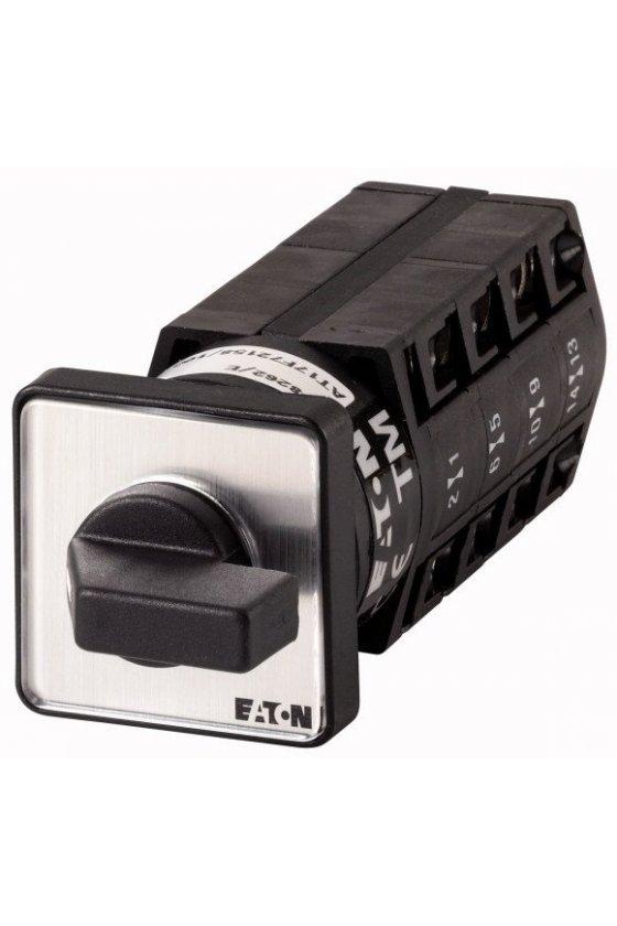 89115 Interruptor de cambio, TM, 10 A, montaje empotrado, 4 unidad (es) de contacto - TM-4-8223/E