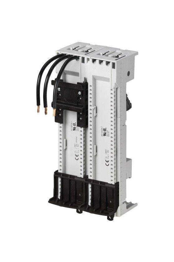 101453 Adaptador de barra colectora, 90 mm, 25 A, riel DIN: 1 - BBA0R-25