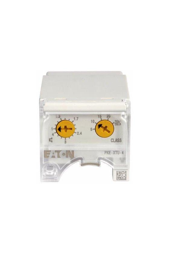 121723 Bloqueo de disparo, 0.3 - 1.2 A, Protección del motor, Conexión a SmartWire-DT: no - PKE-XTU-1,2