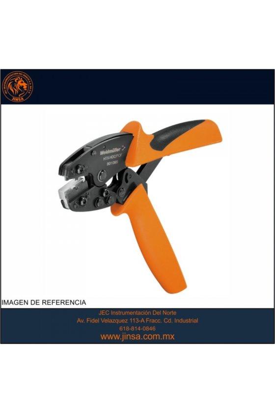 9010950000 Herramienta para prensar contactos, 1mm², 1mm², FoderBcrimp HTX-HDC/POF