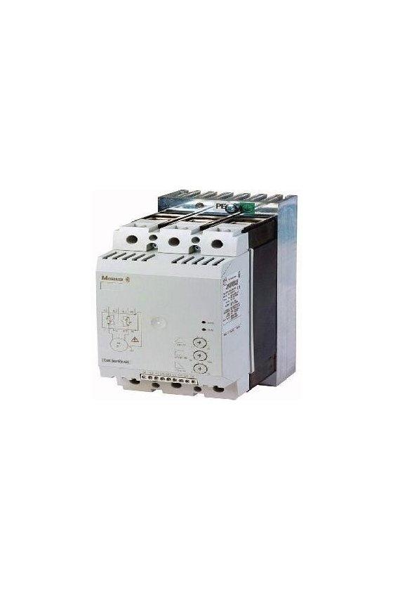 134934 Arrancador suave, 41 A, 200 - 480 V CA, Us - 110 - 230 V CA, Tamaño de bastidor FS3 - DS7-342SX041N0-N